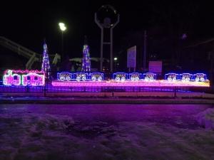メルヘン列車です